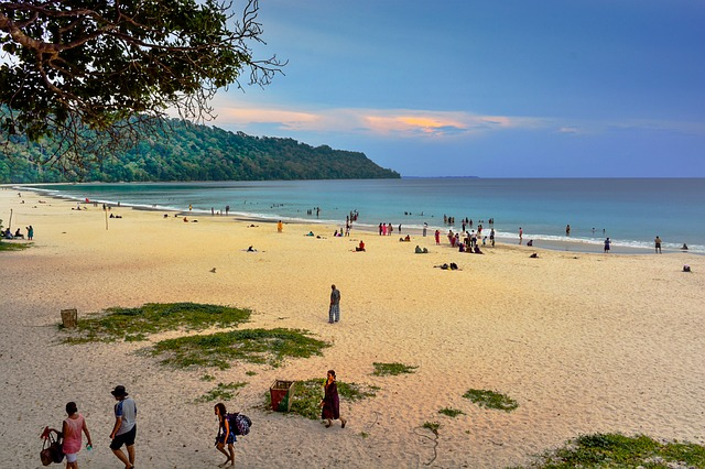 Romantic tour to Andaman islands with Havelock and Neil (6 Nights/7 Days)